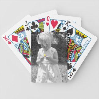 Bambi och maskrosen spelkort