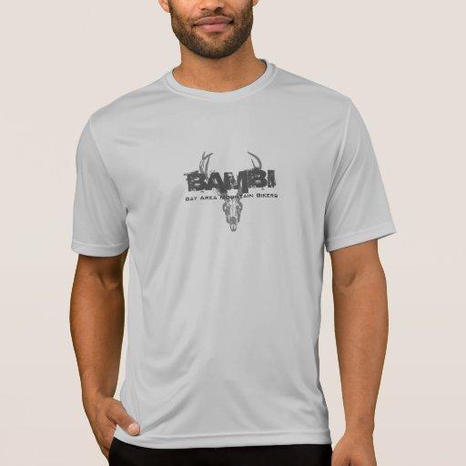 bambi: vid tränga någon utslagsplatsskjortor t-shirts