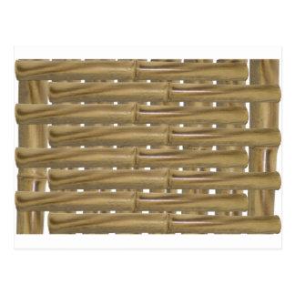 BambooTexture042810 Vykort