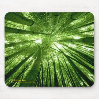 Bambuskogmousepad Musmatta