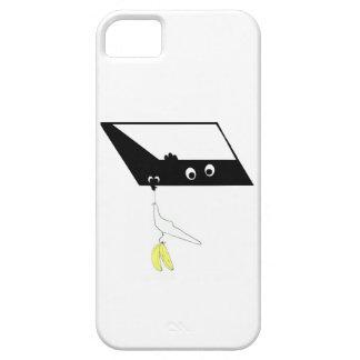 Banan bananer, 2 bananer, pungråttor, laghängare, iPhone 5 fodral