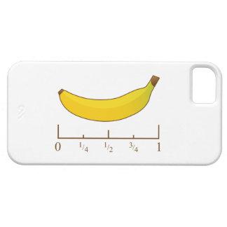 Banan för fjäll iPhone 5 Case-Mate fodral