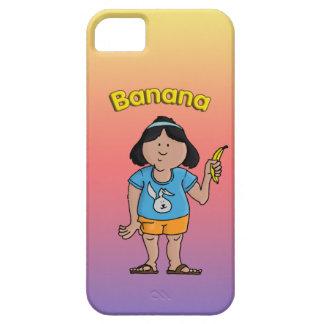 Banan iPhone 5 Case-Mate Fodral
