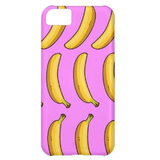 Banan! På shock rosa! iPhone 5C Fodral