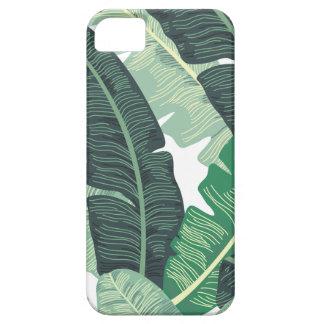 Bananlöv iPhone 5 Case-Mate Fodral