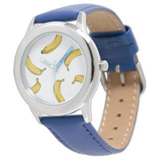 Bananmönster Armbandsur
