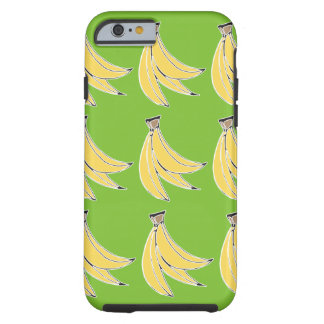 BananmönsterIphone 4/4s/5/5s/6/6s fodral Tough iPhone 6 Skal