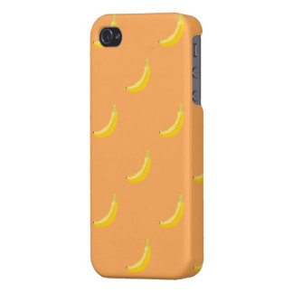 bananmönsteriphone 4 iPhone 4 cases
