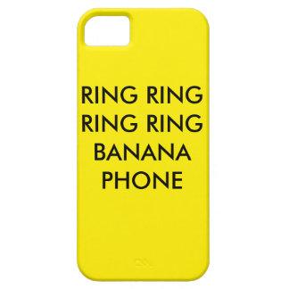 Banantelefon iPhone 5 Case-Mate Skydd