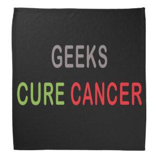 Bandana för Geeksbotcancer