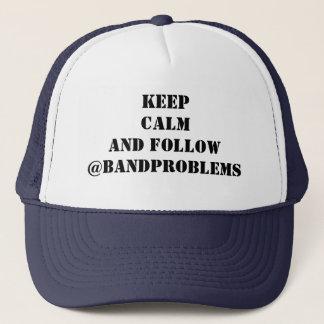 Bandproblems Snapback Truckerkeps