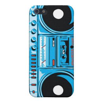 Bang boxas det EYEPhone 4 fodral iPhone 5 Cover