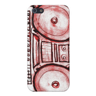 Bang boxas iphone case iPhone 5 fodral