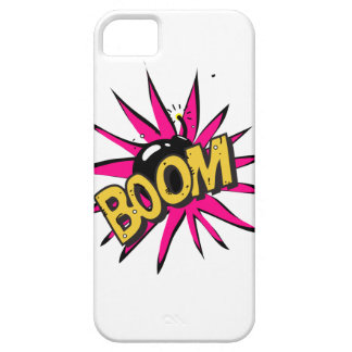 BANG! Explosion iPhone 5 Skal