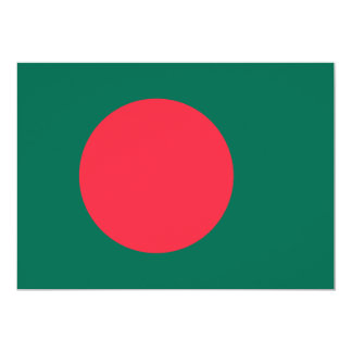 Bangladesh 12,7 X 17,8 Cm Inbjudningskort