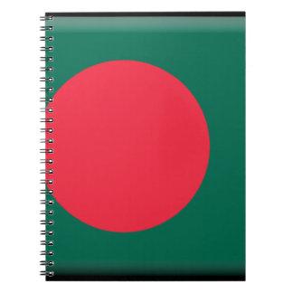 Bangladesh Anteckningsbok