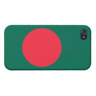 Bangladesh flagga iPhone 4 skal