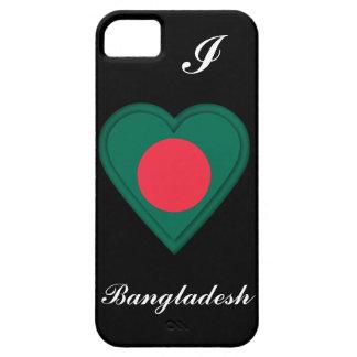 Bangladesh flagga iPhone 5 Case-Mate cases