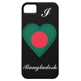 Bangladesh flagga iPhone 5 Case-Mate fodral