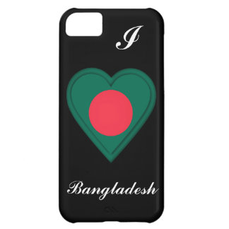 Bangladesh flagga iPhone 5C fodral