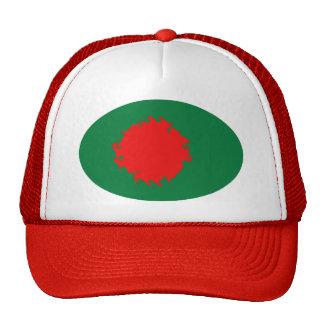 Bangladesh Gnarly flaggahatt Keps