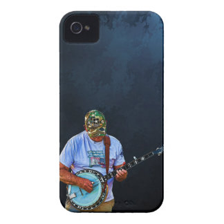 BANJOMAN iPhone 4 Case-Mate FODRAL