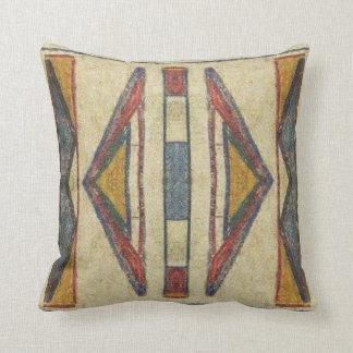 BannockParfleche design 1901 Kudde