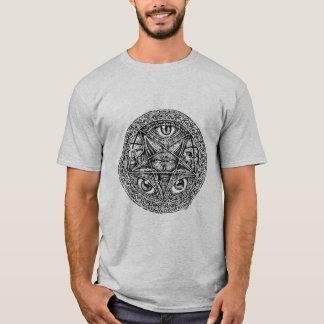 baphometPentagramsigel T Shirt