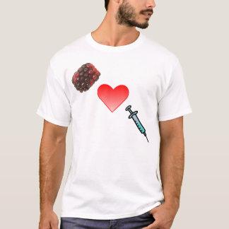 Bär älskar steroider t-shirts