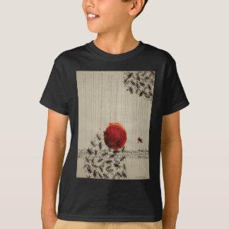Bara Dil bara Musafir dropp - soluppgång T-shirts