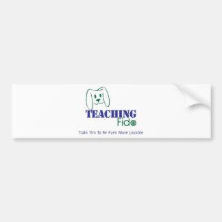 Bära för undervisningFido logotyp Bildekal