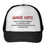 Barack Hussein Obamais en docka av det Communis… Keps