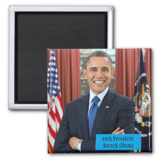 Barack Obama 44th presidentmagnet Magnet