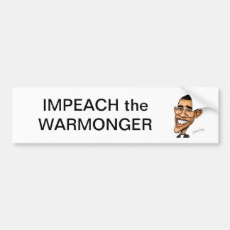 barack-obama-caricature-11 IMPEACH WARMONGEREN Bildekal