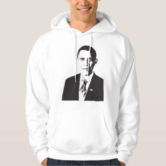 Barack Obama Hooded tröja