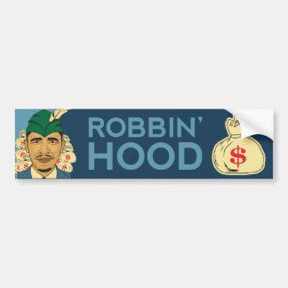 Barack Obama huvaRobin Hood bildekal