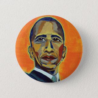 Barack Obama - knäppas Standard Knapp Rund 5.7 Cm