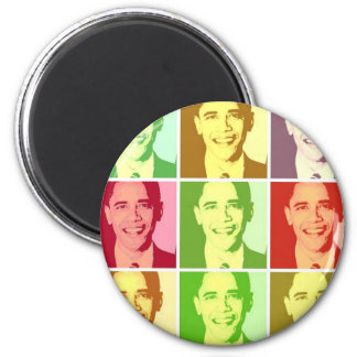 Barack Obama Magnet