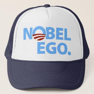 Barack Obama: Nobel Ego Keps