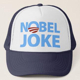 Barack Obama: Nobel skämt Keps