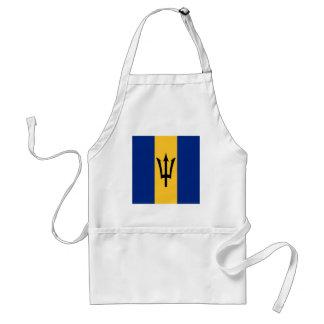 Barbados all över design förkläde