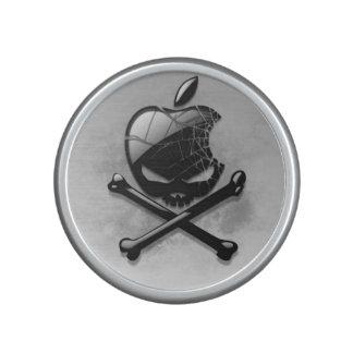 Bärbar audioMac-skalle Bluetooth Högtalare
