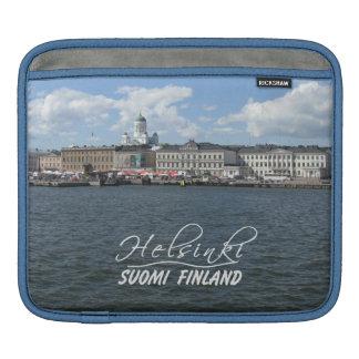Bärbar dator/ipad sleeve för Helsingfors hamn best
