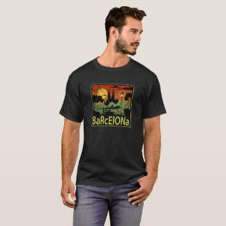 Barcelona manar T-tröja T-shirts