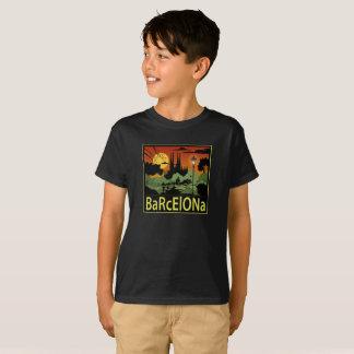Barcelona pojke T-tröja Tröja