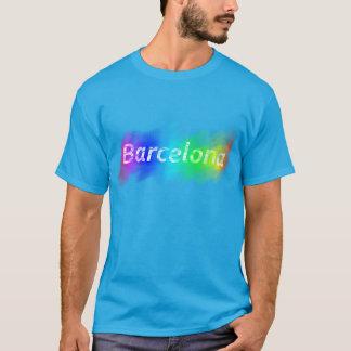 Barcelona stolt stad t-shirts