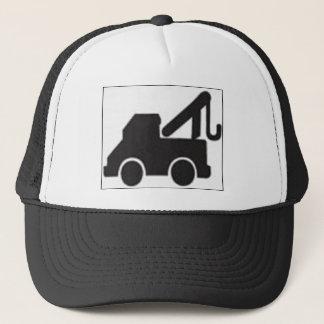 Bärgningsbilhatt Truckerkeps