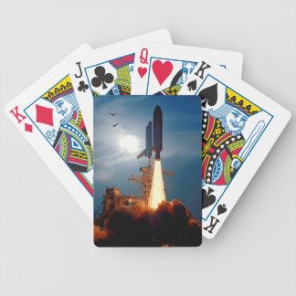 Barkass STS-64 för NASA-rymdfärjaupptäckt Spelkort