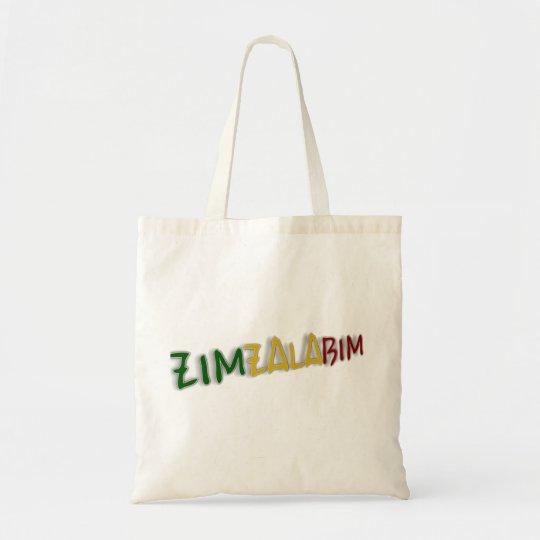 Bärkasse Zimzalabim Tygkasse