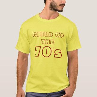 Barn av, 70-tal t-shirts